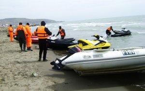 Начаты поиски утонувшего в Самур-Абшеронском канале лица