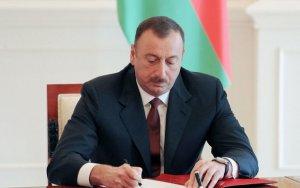 Ильхам Алиев назначил нового главу района