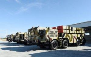 «Полонезы» на вооружении армии Азербайджана - ВИДЕО