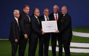 Чемпионат мира по футболу в 2026 году примут сразу три страны