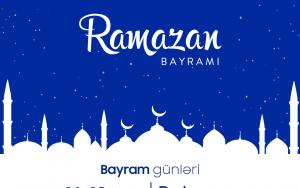 ОАО «АтаБанк» будет работать во время праздника Рамазан