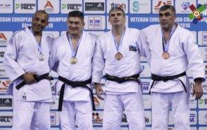 Азер Аскеров завоевал медаль чемпионата Европы