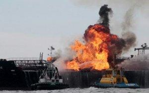 В Южной Корее взорвался фрегат, есть жертвы