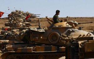 ВС Турции проводят операции на границе с Ираном