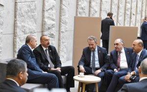 Ильхам Алиев принял участие во встрече Североатлантического совета НАТО