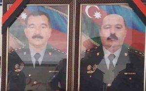 Polislərin ordenləri övladlarına təqdim edildi