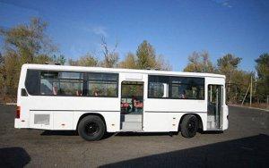 Гонки автобусов в Баку - ВИДЕО