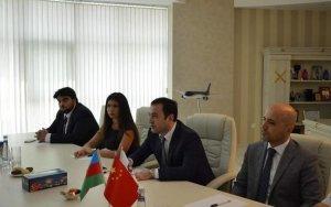 Азербайджан нацелен привлечь туристов из Китая