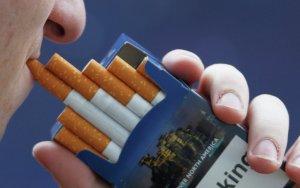 Запрет вступил в силу: не больше двух бутылок водки и блока сигарет