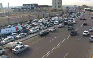 В Баку ограничат движение в тоннеле на проспекте Зии Буньятова