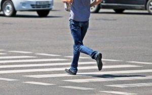 Штрафы для пешеходов выросли вдвое