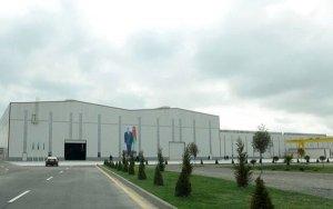 В Сумгайыте открылся завод SOCAR Polymer