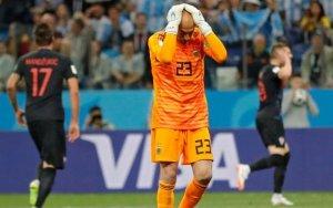 Сборная худших игроков чемпионата мира