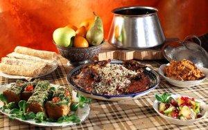 Книга об азербайджанской и грузинской кухне вышла в Германии