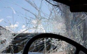 ЗИЛ и «ГАЗель» столкнулись в Баку: 13 пострадавших