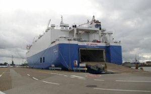 В Азербайджане построят два судна типа Ро-Ро к концу следующего года