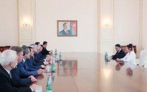 Мехрибан Алиева встретилась с главами МВД - ФОТО