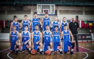 Азербайджанские баскетболисты обыграли румын