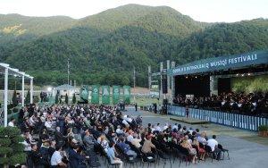 Завершился музыкальный фестиваль в Габале