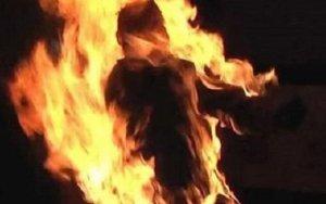 Бывший преподаватель вуза сжег себя в Самухе