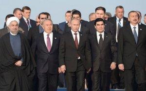 Президенты объявили Конституцию Каспийского моря