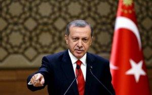Эрдоган: «США пытаются нанести нам удар в спину»
