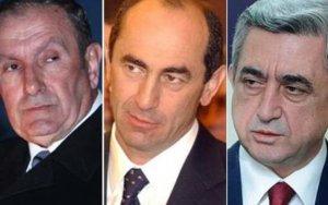 Теперь в Армении хотят взяться за Тер-Петросяна