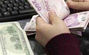 Türkiyədə dollar sürətlə ucuzlaşır