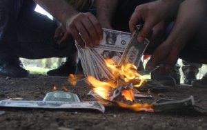 Türklərdən ağlasığmaz boykot - VİDEO