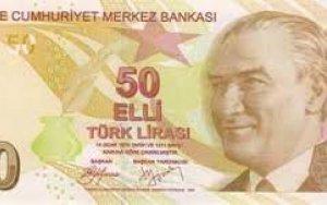Турецкая лира возвращает позиции
