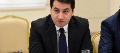 """Хикмет Гаджиев: """"Азербайджан приветствует заявление  Лаврова"""