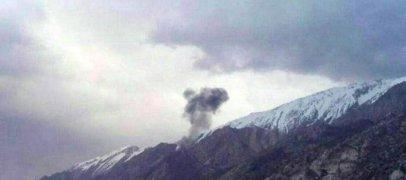 Названа возможная причина крушения самолета в Иране - ФОТО