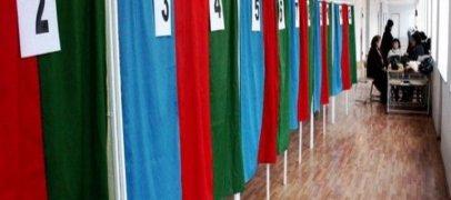ЦИК обнародовала данные об активности избирателей в Азербайджане на 12:00