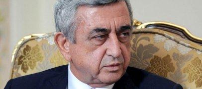 Серж Саргсян прокомментировал акции протеста в Ереване