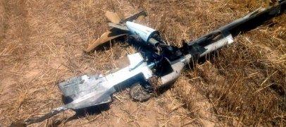Сбит армянский беспилотник