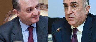Названа дата встречи глав МИД Азербайджана и Армении