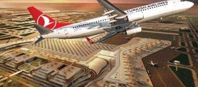 «Турецкие авиалинии» первый  рейс из нового аэропорта совершат в Азербайджан