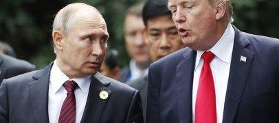 В Хельсинки началась встреча Трампа с Путиным