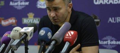 Гурбан Гурбанов после вылета «Карабаха»: «Я доволен»