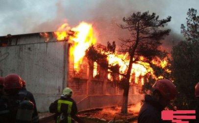Fire kills 25 people in drug treatment centre in Azerbaijan