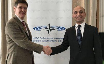 NATO PA secretary general praises Azerbaijan's contributions to NATO operations
