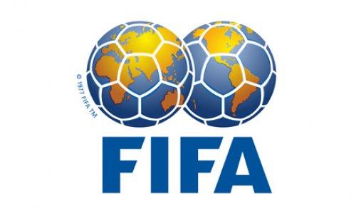 Flag of FIFA