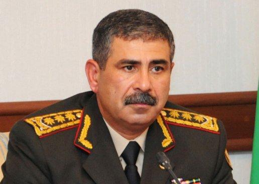 Azerbaijan Defense Minister starts official visit to Georgia