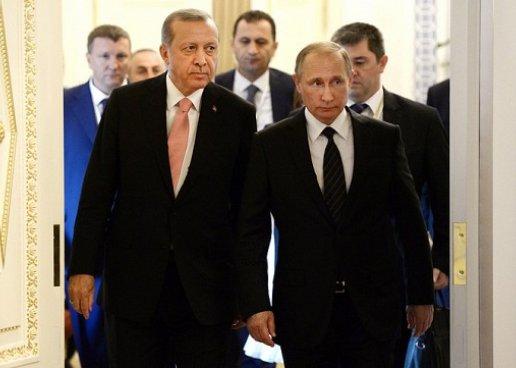 Эрдоган: «Путин не верит в решение Карабахской проблемы»
