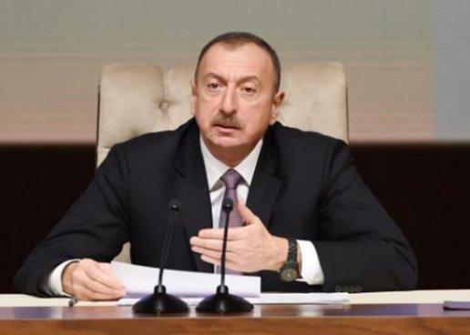İlham Əliyev  OPEC baş katibini qəbul edib