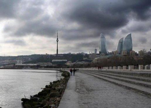 Завтра в Баку будет до 13 градусов тепла