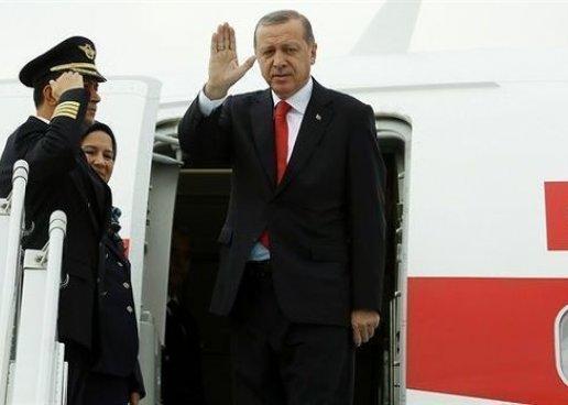 Сегодня Эрдоган прибудет в Азербайджан
