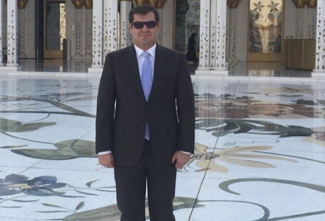 Vasif Talıbovun oğlundan MÖHTƏŞƏM PAYLAŞIM: QÜRURLANDIRDI- VİDEO