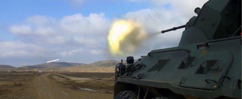 Азербайджан принял на вооружение российскую технику - ВИДЕО