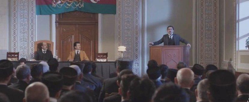 25 мая состоится презентация  фильма «Son iclas», снятого к 100-летию АДР – ВИДЕО